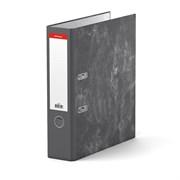 Папка–регистратор с арочным механизмом разборная ErichKrause, Economy, А4, 70 мм, серый