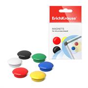 Магнит ErichKrause, 2см (в пакете по 12 шт.)