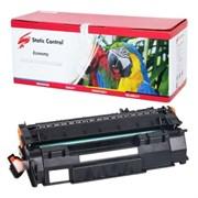 Картридж лазерный Static Control 002-01-S7553X (Q7553X) черный увеличенной емкости для HP P2014, P2015, M2727 (7'000 стр.)