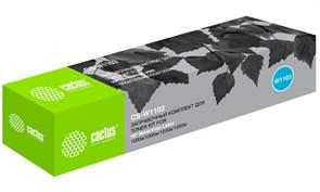 Картридж (заправочное устройство) Cactus CS-W1103 (HP 103A) черный для принтера HP Neverstop Laser 1000, 1200 (2'500 стр.)