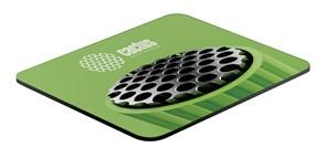 Коврик для мыши Cactus CS-MP-C01S Мини зеленый