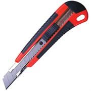 "Нож канцелярский 18 мм Brauberg ""Universal"", (3 лезвия в комплекте)"