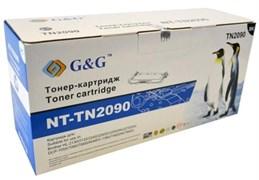 Лазерный картридж G&G NT-TN2090 (TN-2090) черный для Brother HL 2130, 2240, 2250dn, DCP 7055, 7060, 7065dn, MFC 7360, 7460dn (1'000 стр.)