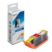 Струйный картридж G&G NC-PGI450XLBK (450XL) черный увеличенной емкости для Canon MG6340, 5440, IP7240 (21.4 мл)