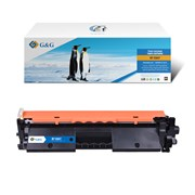 Лазерный картридж G&G NT-C047 (Cartridge 047) черный для Canon i-SENSYS LBP113w, LBP112, MF112, MF113w (1'600 стр.)