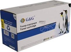 Лазерный картридж G&G NT-C054HY (Cartridge 054H) желтый для Canon LBP 621Cw, 623Cdw, 641Cw, 643Cdw (2'300 стр.)