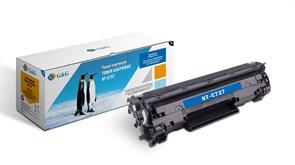 Лазерный картридж G&G NT-C737 (Cartridge 737) черный для Canon Image Class MF229dw, 226dn, 216n, 224dw, 222dw, 217w, 211, 212w, 227dw (2'400 стр.)