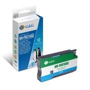 Струйный картридж G&G NH-F6U16AE (HP 953XL) голубой увеличенной емкости для HP OfficeJet Pro 7740, 8210, 8218, 8710, 8715 (26 мл)