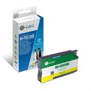 Струйный картридж G&G NH-F6U18AE (HP 953XL) желтый увеличенной емкости для HP OfficeJet Pro 7740, 8210, 8218, 8710, 8715 (26 мл)
