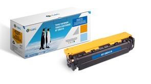 Лазерный картридж G&G NT-CB541A (HP 125A) голубой для HP Color LaserJet CP1215, 1515, CM1312 (1'400 стр.)