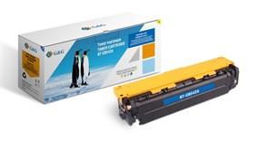 Лазерный картридж G&G NT-CB542A (HP 125A) желтый для HP Color LaserJet CP1215, 1515, CM1312 (1'400 стр.)