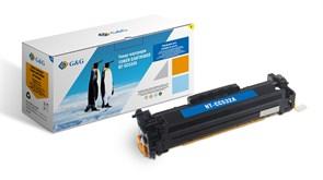 Лазерный картридж G&G NT-CC532A (HP 304A) желтый для HP Color LaserJet CP2020, CP2025, CM2320 MFP (2'800 стр.)