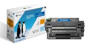 Лазерный картридж G&G NT-CE255A (HP 55A) черный для HP LaserJet Enterprise MFP M525c, P3015n, LaserJet Pro M521dn MFP, M521dw MFP (6'000 стр.)