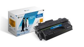 Лазерный картридж G&G NT-CE505X (HP 05X) черный увеличенной емкости для HP LaserJet P2055, P2035, Pro 400 M401, MFP M425 (6'500 стр.)