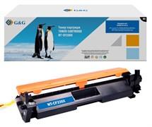 Лазерный картридж G&G NT-CF230X (HP 30X) черный увеличенной емкости для HP LaserJet Pro M203d, M203dn, M203dw, MFP M227fdn, M227fdw, M227sdn (3'500 стр.)
