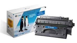 Лазерный картридж G&G NT-CF280X (HP 80X) черный увеличенной емкости для HP LaserJet P2035, P2055d, Pro 400 M401, MFP M425 (6'900 стр.)