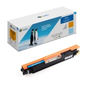 Лазерный картридж G&G NT-CF351A (HP 130A) голубой для HP Color LaserJet Pro MFP M176, M176fn, M177, M177fw (1'000 стр.)