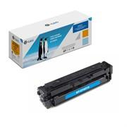 Лазерный картридж G&G NT-CF401X (HP 201X) голубой увеличенной емкости для HP Color LaserJet M252, 252n, 252dn, 252dw, M277n, M277dw (2'300 стр.)