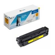 Лазерный картридж G&G NT-CF402X (HP 201X) желтый увеличенной емкости для HP Color LaserJet M252, 252n, 252dn, 252dw, M277n, M277dw (2'300 стр.)