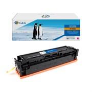 Лазерный картридж G&G NT-CF533A (HP 205A) пурпурный для HP Color LaserJet M154A, M154nw, M180, 180n, M181, M181fw (900 стр.)