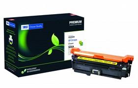Лазерный картридж MSE CE252A 3525Y-XL-MSE (HP 504A) желтый для HP LaserJet CP3525, CM3530 (11'000 стр.)