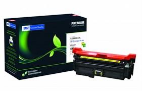 Лазерный картридж MSE CE262A 4025Y-XL-MSE (HP 648A) желтый для HP LaserJet CP4025, CP4525, CM4540 (13'200 стр.)