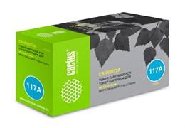 Лазерный картридж Cactus CS-W2072A (HP 117A) желтый для HP Color Laser 150a, 150nw, 178nw MFP, 179fnw MFP (700 стр.)