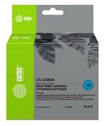 Струйный картридж Cactus CS-C4844 (HP 10) черный для HP Business Inkjet 1000, 1100, 1200, 2200, 2300, 2600, 2800 (72 мл)