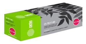 Лазерный картридж Cactus CS-TK1140 (TK-1140) черный для принтеров Kyocera Mita M2035 Ecosys, M2035dn Ecosys, M2535 Ecosys, M2535dn Ecosys, Mita FS 1035 MFP, 1035 MFP DP, 1135, 1135 MFP (7'200 стр.)