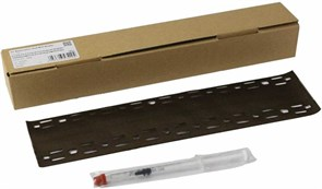 Накладка прижимной планки фьюзера тканевая Cet CET7420 для Kyocera Ecosys P2235dn, 2040dn, M2235dn, 2040dn (+смазка)