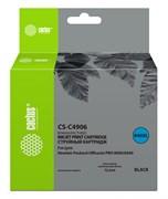 Струйный картридж Cactus CS-C4906 (HP 940XL) черный увеличенной емкости для HP OfficeJet 8000 Pro, 8500, 8500a, 8500a Plus (72 мл)