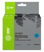 Струйный картридж Cactus CS-C4912 (HP 82) пурпурный для HP DesignJet 500, 500 Plus, 500ps, 500ps Plus, 510, 510ps, 800, 800ps, 815 MFP, 820 MFP, Copier CC800, Copier CC800ps (72 мл)