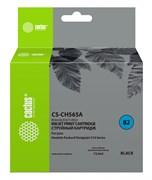 Струйный картридж Cactus CS-CH565A (HP 82) черный для HP DesignJet 111, 510, 510ps, 815 MFP (72 мл)