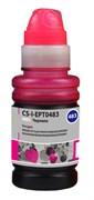 Чернила Cactus CS-I-EPT0483 пурпурный для Epson Stylus Photo R200, R220, R300, R320, R340 (100 мл)