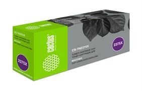 Лазерный картридж Cactus CS-TN2375X (TN-2375) черный увеличенной емкости для Brother DCP L2500, L2520, L2540, L2560 (5'200 стр.)