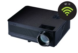 Проектор Cactus CS-PRM.05B.WXGA-W LCD 2800Lm (1280x800)