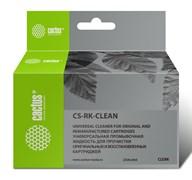 Универсальная промывочная жидкость CACTUS CS-RK-Clean для прочистки картриджей (2 x 30 мл)