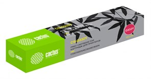 Лазерный картридж Cactus CS-O332Y (46508733) желтый для Oki C 332dn, 332dnw; MC 363dn, 363dnw (3'000 стр.)