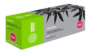 Лазерный картридж Cactus CS-O401 (44992403) черный для Oki B 401d, 401dn; Oki MB 441dn, 451dn, 451w (1'500 стр.)