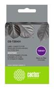 Картридж ленточный Cactus CS-TZE431 черный для Brother 1010, 1280, 1280VP, 2700VP