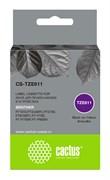 Картридж ленточный Cactus CS-TZE611 черный для Brother 1010, 1280, 1280VP, 2700VP