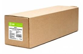 """Холст для струйной печати Cactus CS-GC260-106730 42""""(A0+) 1067мм-30м, 260г/м2, белый глянцевый синтетика втулка: 50.8мм (2"""")"""
