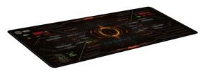 Коврик для мыши CS-MP-PRO05XXL Cactus Skytrek большой черный 900x400x3мм