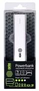 Мобильный аккумулятор Cactus CS-PBAS120-2600WT 2600mAh 1A белый