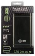 Мобильный аккумулятор Cactus CS-PBMS029-10000SG 10000mAh 1A+2.1A графит