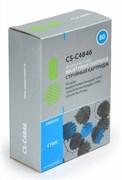 Струйный картридж Cactus CS-C4846 (HP 80) голубой для принтеров HP DesignJet 1000 series, 1050, 1050C, 1050C Plus, 1055, 1055CM, 1055CM Plus (350 мл.)