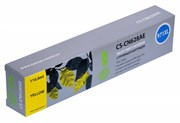 Струйный картридж Cactus CS-CN628AE (HP 971XL) желтый увеличенной емкости для HP OfficeJet X451 Pro 400 series, X451dn Pro, X476 Pro 400 series, X476dn Pro, X551 Pro 500 series, X551dw Pro, X576 Pro 500 series, X576dw Pro (110 мл)