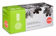 Лазерный картридж Cactus CS-C726S (3483B002) черный для Canon LBP 6200 i-Sensys, 6200d i-Sensys, 6200dw i-Sensys, 6230dw i-Sensys (2'100 стр.)