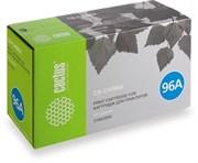Лазерный картридж Cactus CS-C4096A (HP 96A) черный для принтеров HP LaserJet 2100, 2100M, 2100TN, 2100SE, 2100Xi, 2200, 2200D, 2200DN, 2200DT, 2200DTN, 2200DSE (5000 стр.)