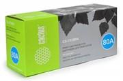 Лазерный картридж Cactus CS-CF280A (HP 80A) черный для принтеров HP LaserJet M401 Pro 400, M401dn, M425 Pro 400 MFP, M425dn, M425dw (2700 стр.)